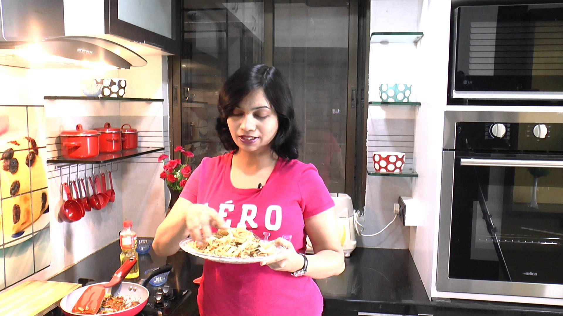 Chapati Noodles – Quick and Easy Recipe