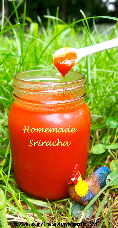 Homemade Sriracha Recipe – Recipe Flow