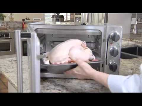 How the Wolfgang Puck Pressure Oven Works
