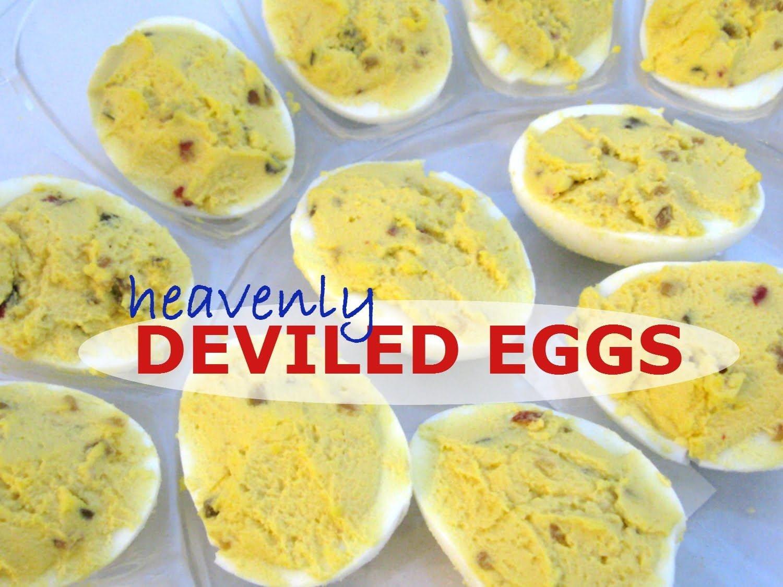 How To Make Deviled Eggs Recipe – Hard Boiled Devil Devilled Egg Recipes – Appetizers Ideas Jazevox