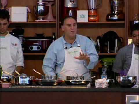 Jos andr s fish paella recipe flow for Fish by jose andres