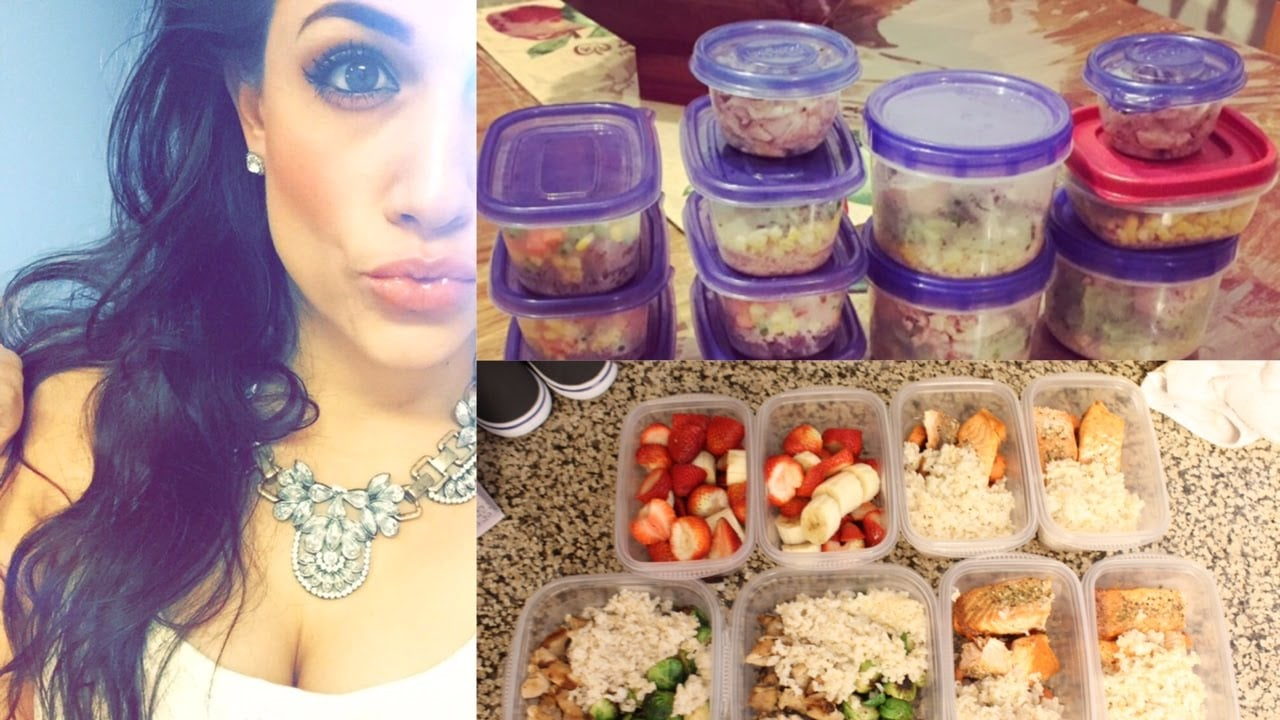 Meal Prep With Me Cheap Easy Ideas For Weight Loss Jordan Cheyenne Recipe Flow