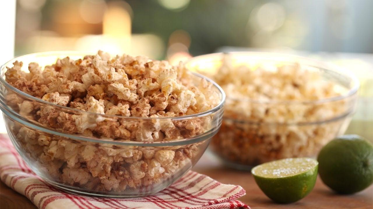 Popcorn After School Snacks, Sweet & Spicy (Recipes)    KIN PARENTS