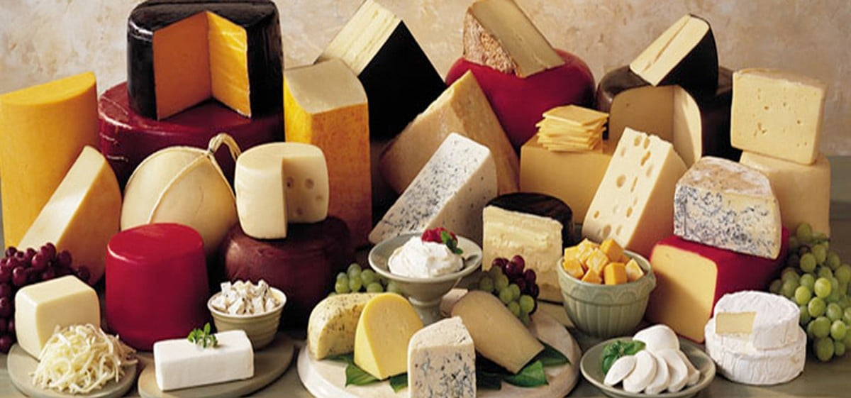 different-types-cheese