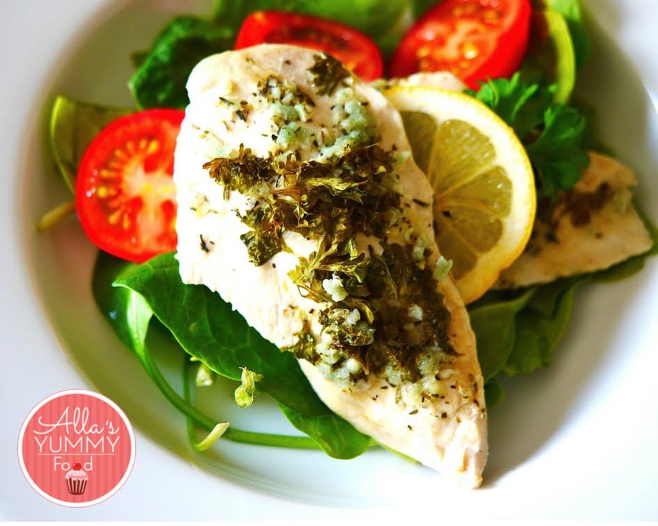 How to make Lemon Chicken – Chicken Recipes – Куриные грудки с лимоном