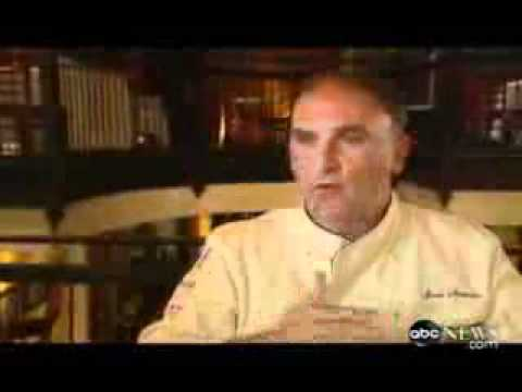 Jose Andres' Recipes using Olive Oil from Spain
