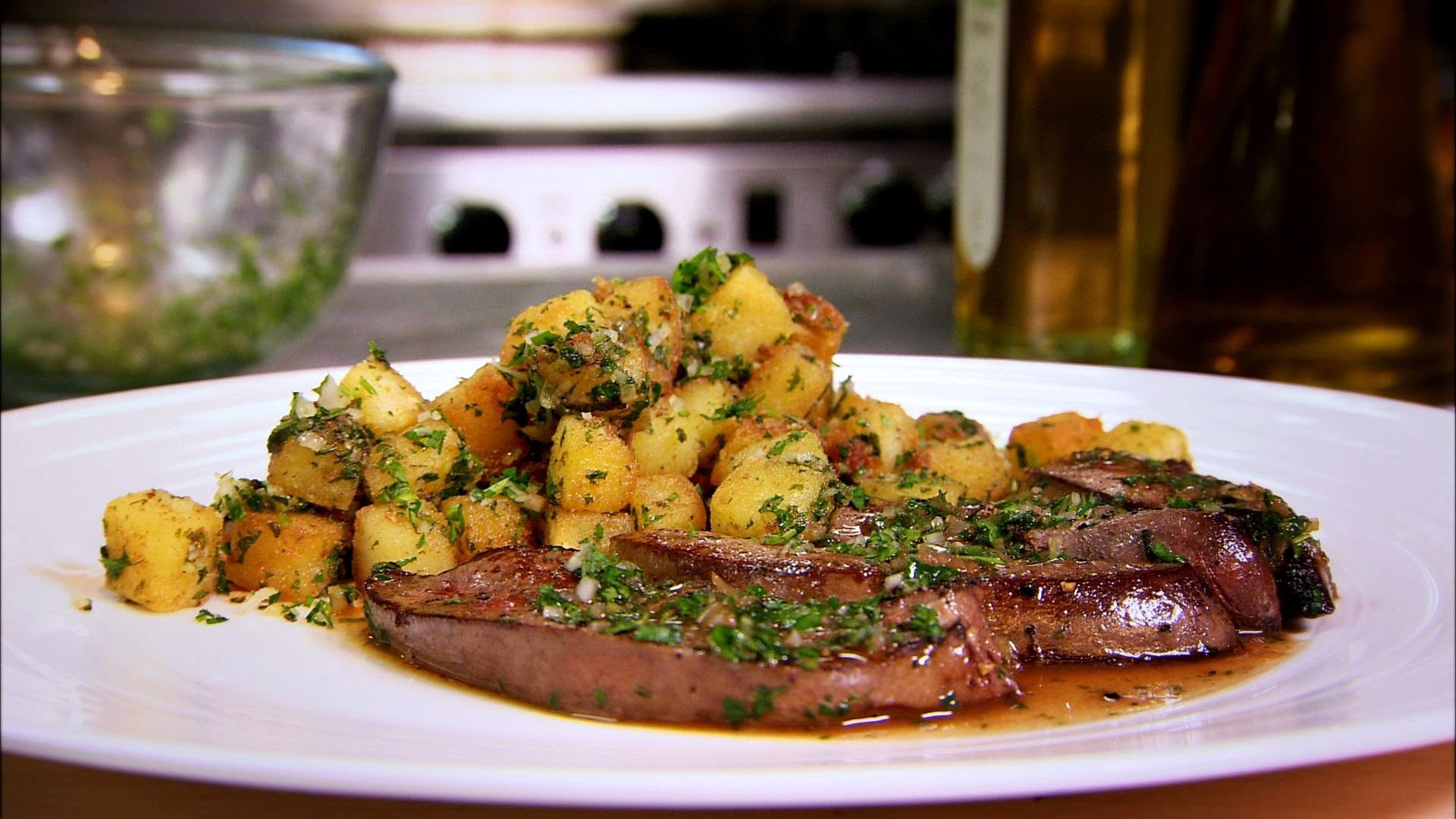 Raymond Blanc Kitchen Secrets Lamb Recipes