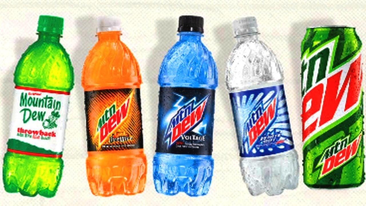 Mountain Dew to Launch New Breakfast Drink
