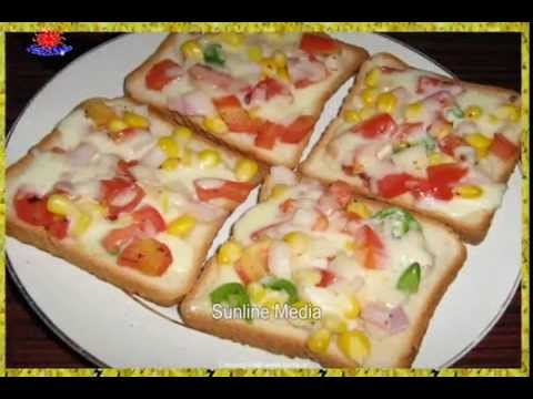 Simple Easy Indian Breakfast recipes with Bread latest high quality  images