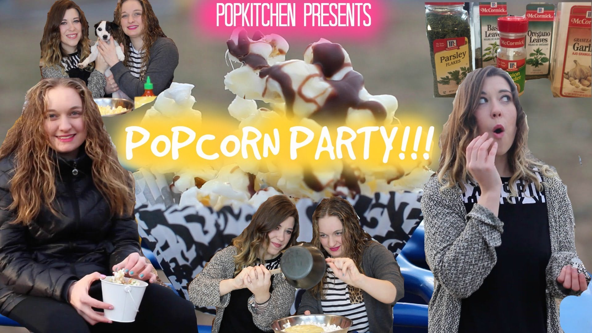 4 Quick & Easy Popcorn Recipes for the ENTIRE Family!
