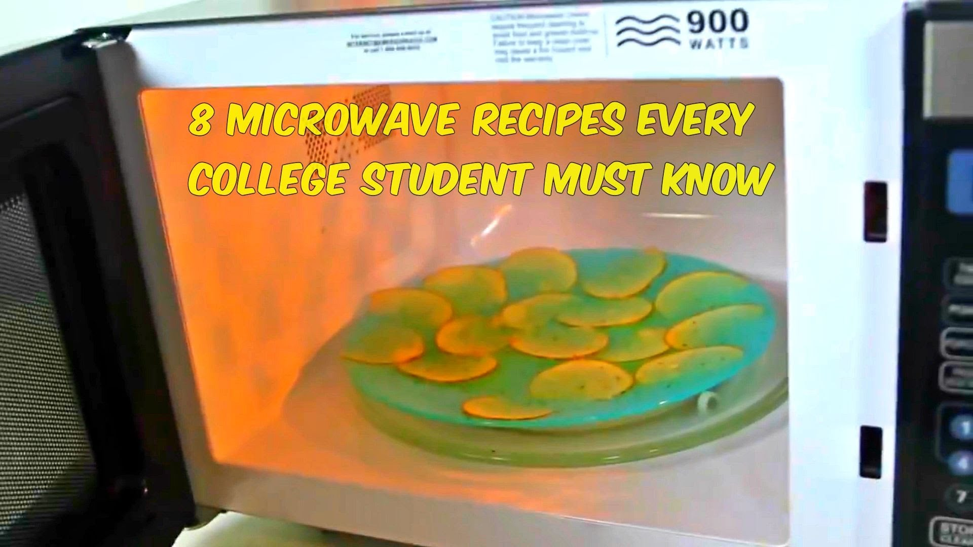 8 Microwave Recipes Every College Student Must Know