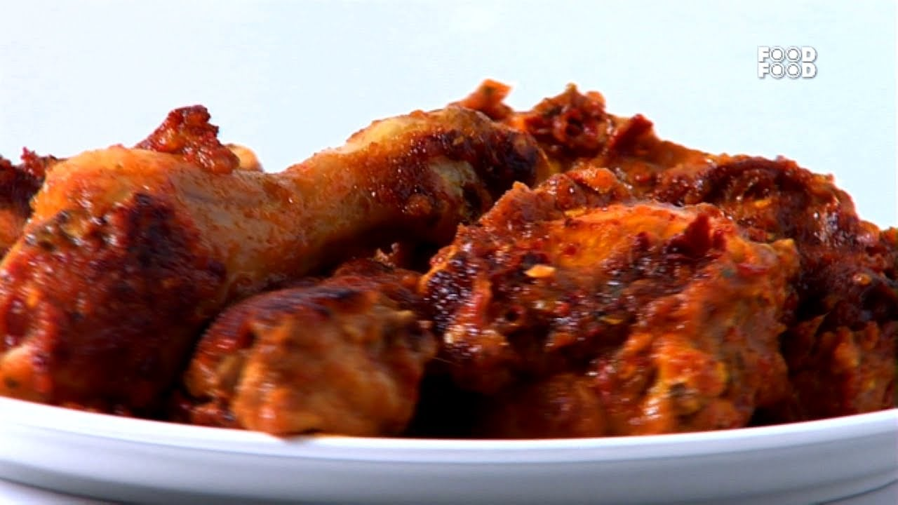 Chettinaad Fried Chicken – Sanjeev Kapoor's Kitchen