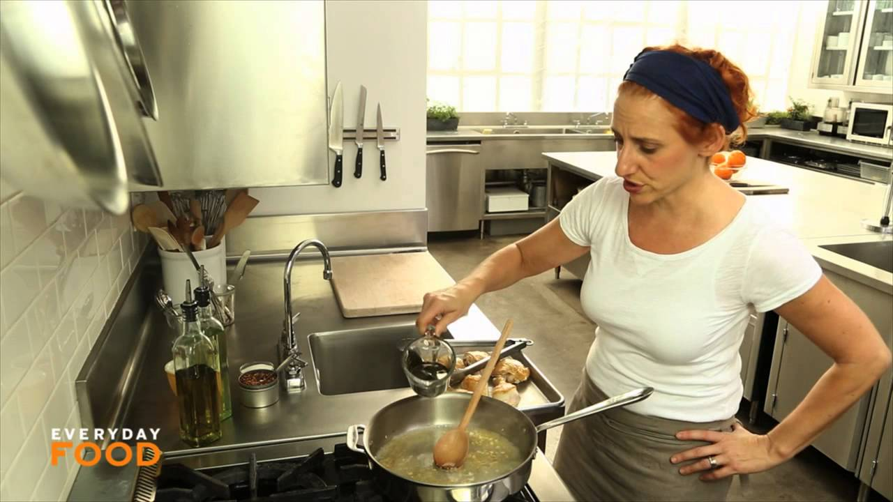 Chile-Garlic Chicken Legs – Everyday Food with Sarah Carey ...