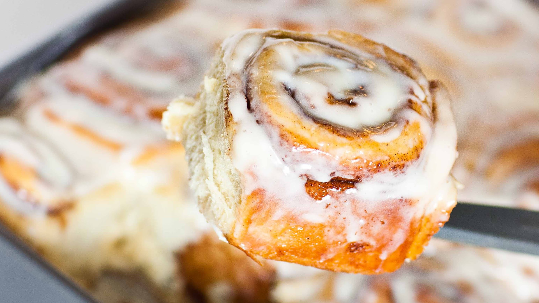 Cinnamon Rolls – The Best Recipe!