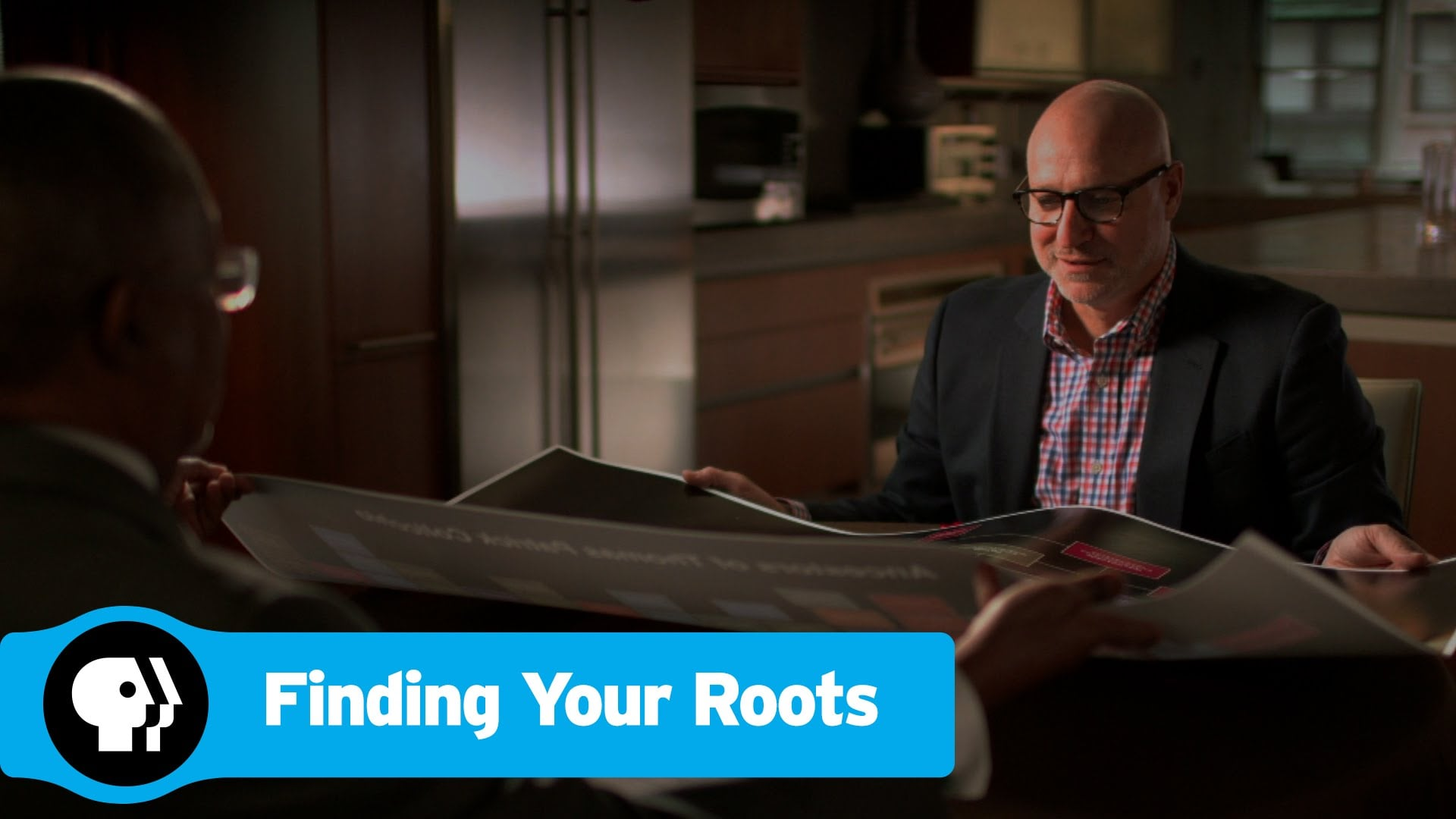 FINDING YOUR ROOTS | Tom Colicchio's Ideal Family Dinner | PBS