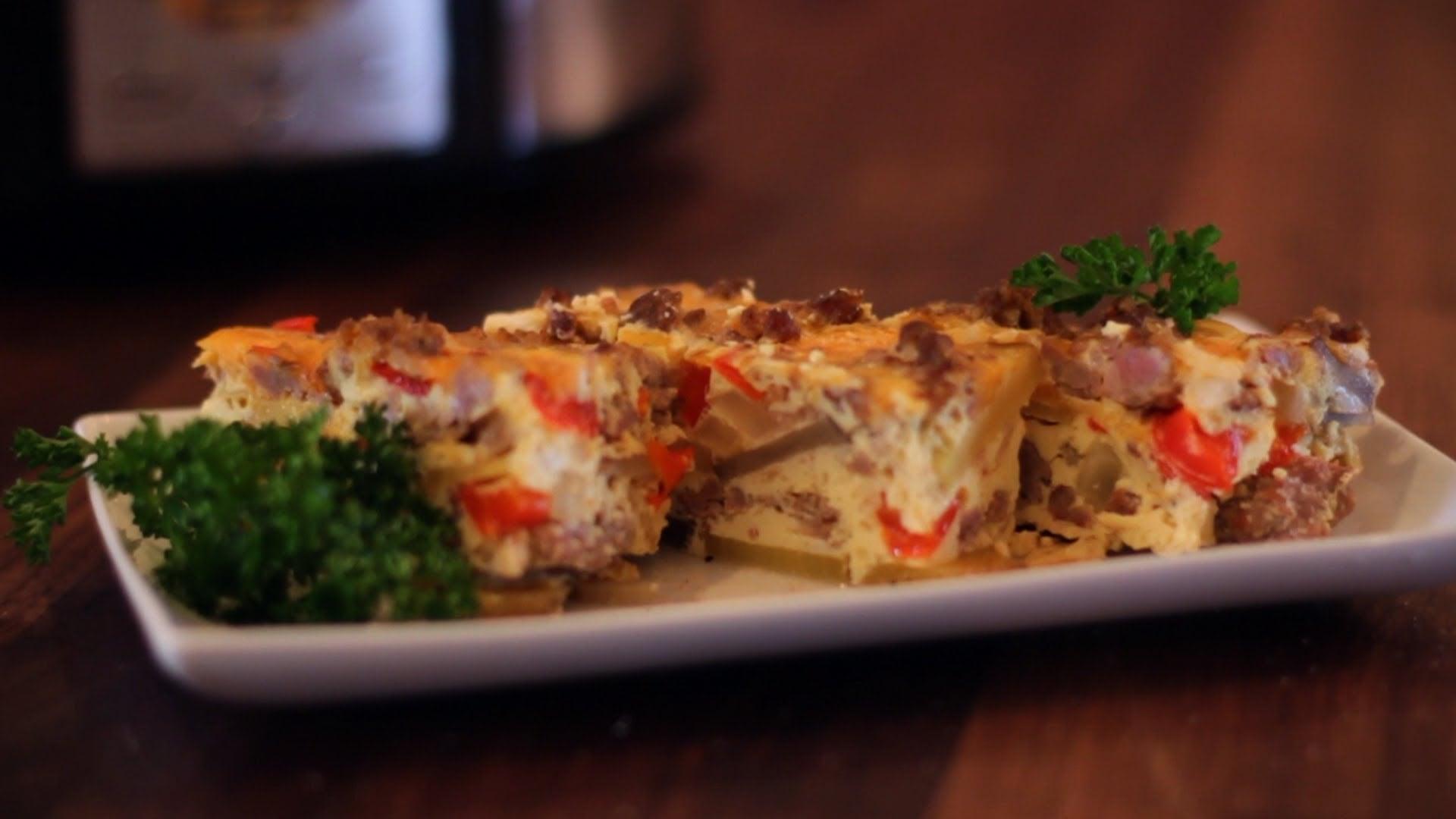 Get Crocked – Breakfast Casserole
