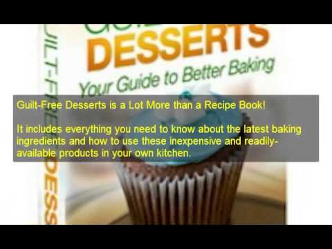 Healthy Dessert Recipes | Guilt Free Desserts Kelley Herring| Quick and Easy Recipes