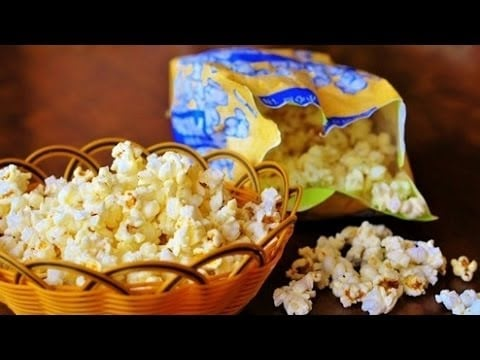 HOW TO MAKE SWEET POPCORN AT HOME!