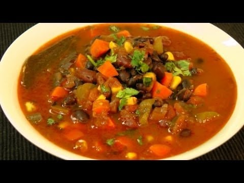 The best Vegetarian Chili Recipe – Quick and Easy