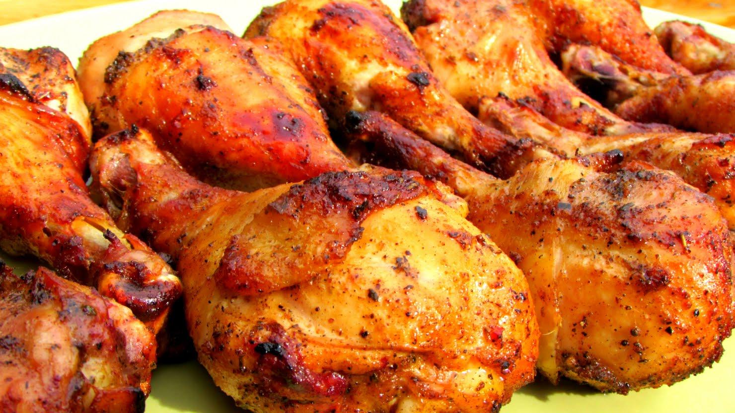 zesty marinated grilled chicken legs bbq chicken recipe recipe flow. Black Bedroom Furniture Sets. Home Design Ideas