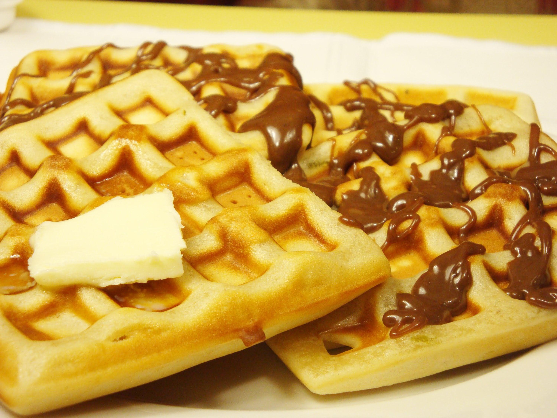 Como hacer waffles – crujientes por fuera y suaves por dentro