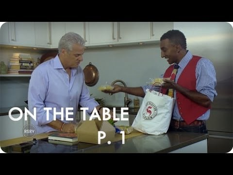 Ethiopian Red Rooster Restauranteur Marcus Samuelsson | Ep. 6 Part 1/3 On The Table |Reserve Channel