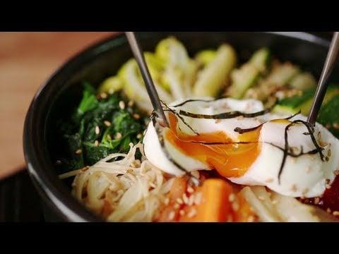 Video & Recipe 009 – Vegetarian Bibimbap