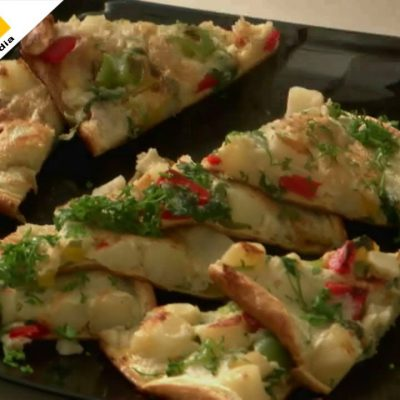 Fluffy Omlette | Food Food India – Fat To Fit | Healthy Recipes