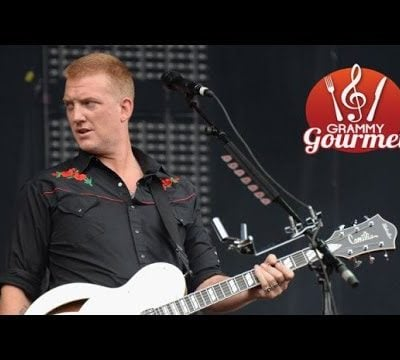 GRAMMY Gourmet: Josh Homme on Anthony Bourdain And His Love of Food