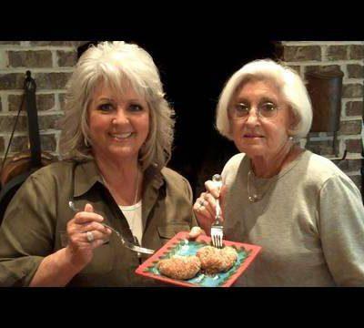 Paula Deen Makes Sweet Potato *****