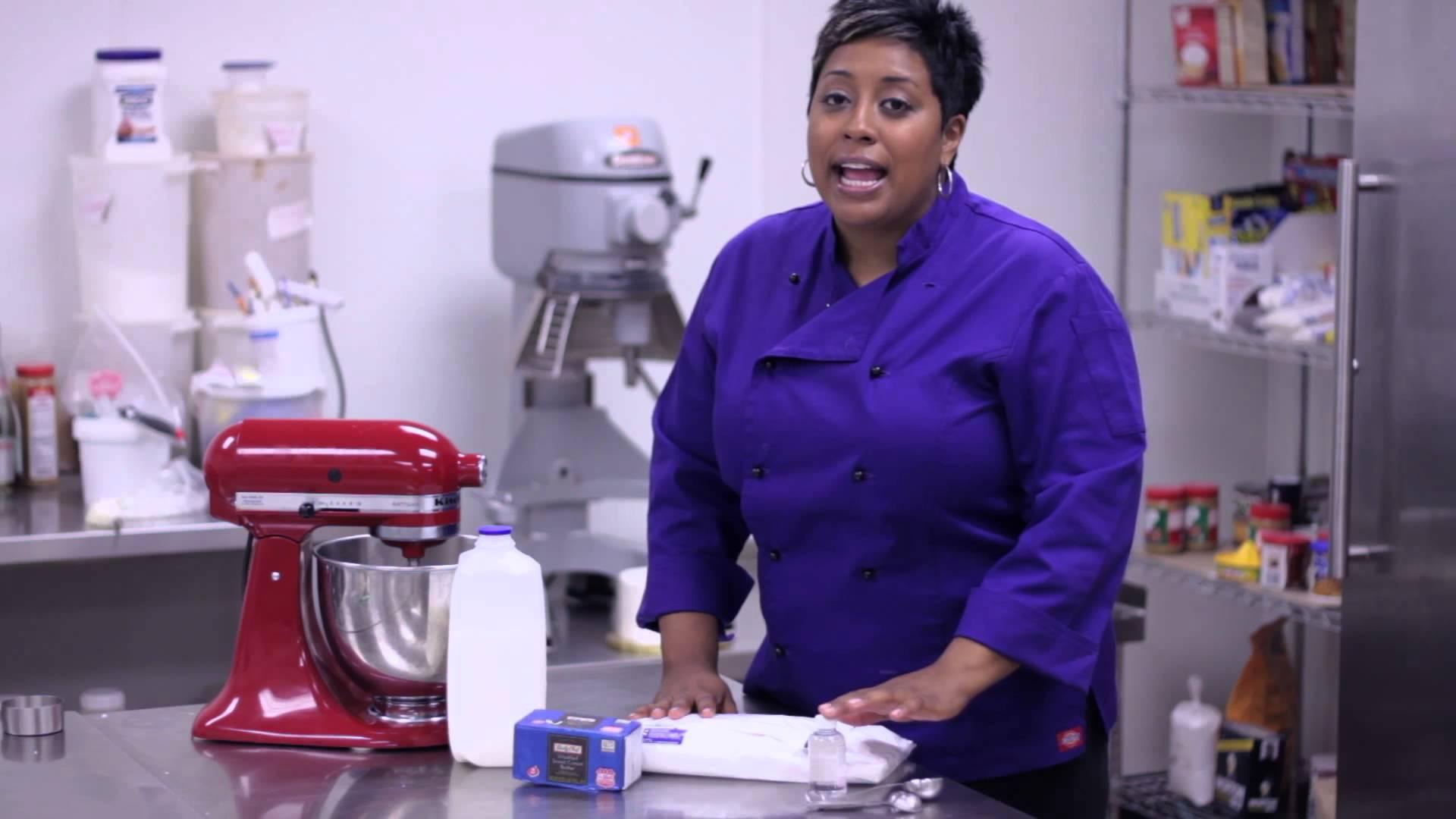 Wedding Cake Frosting Recipes : Take the Cake
