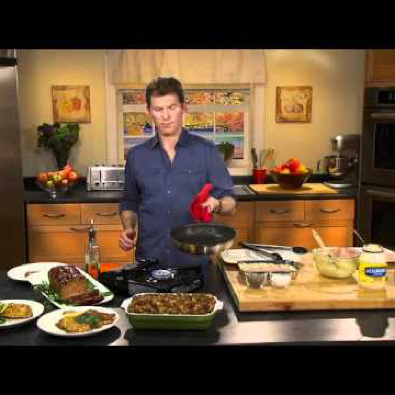 Bobby Flay Thanksgiving Tips