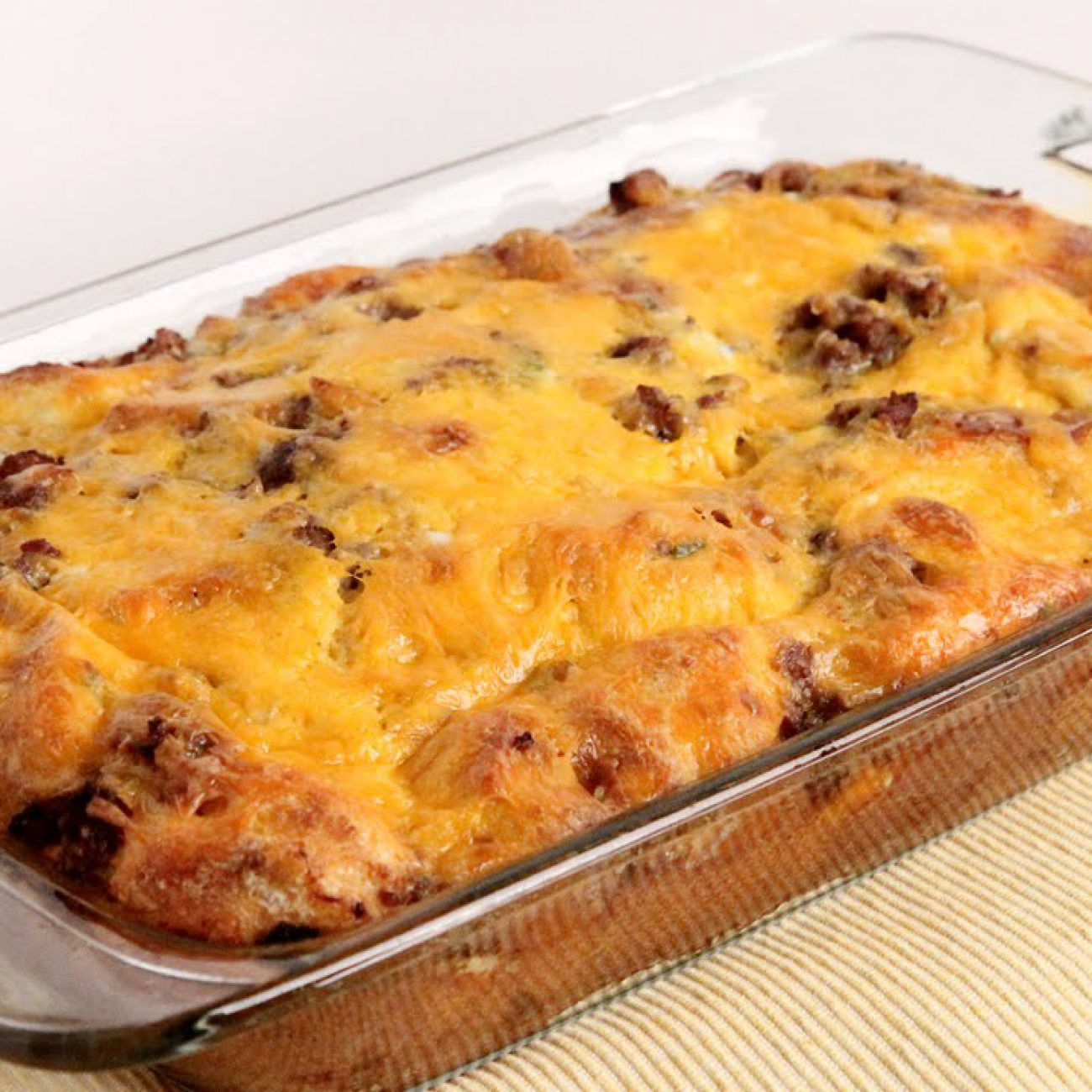 Breakfast Casserole Recipe – Laura Vitale – Laura in the Kitchen Episode 1001