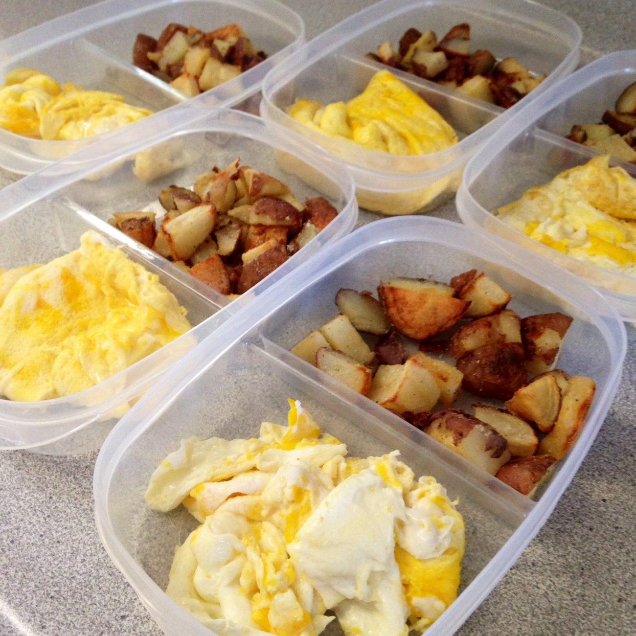 Breakfast Meal Prep