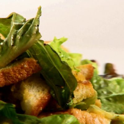 Caesar Salad – Sanjeev Kapoor's Kitchen
