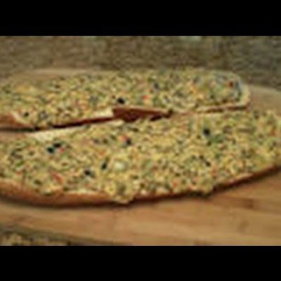 Cheese Olive Bread – Lynn's Recipes