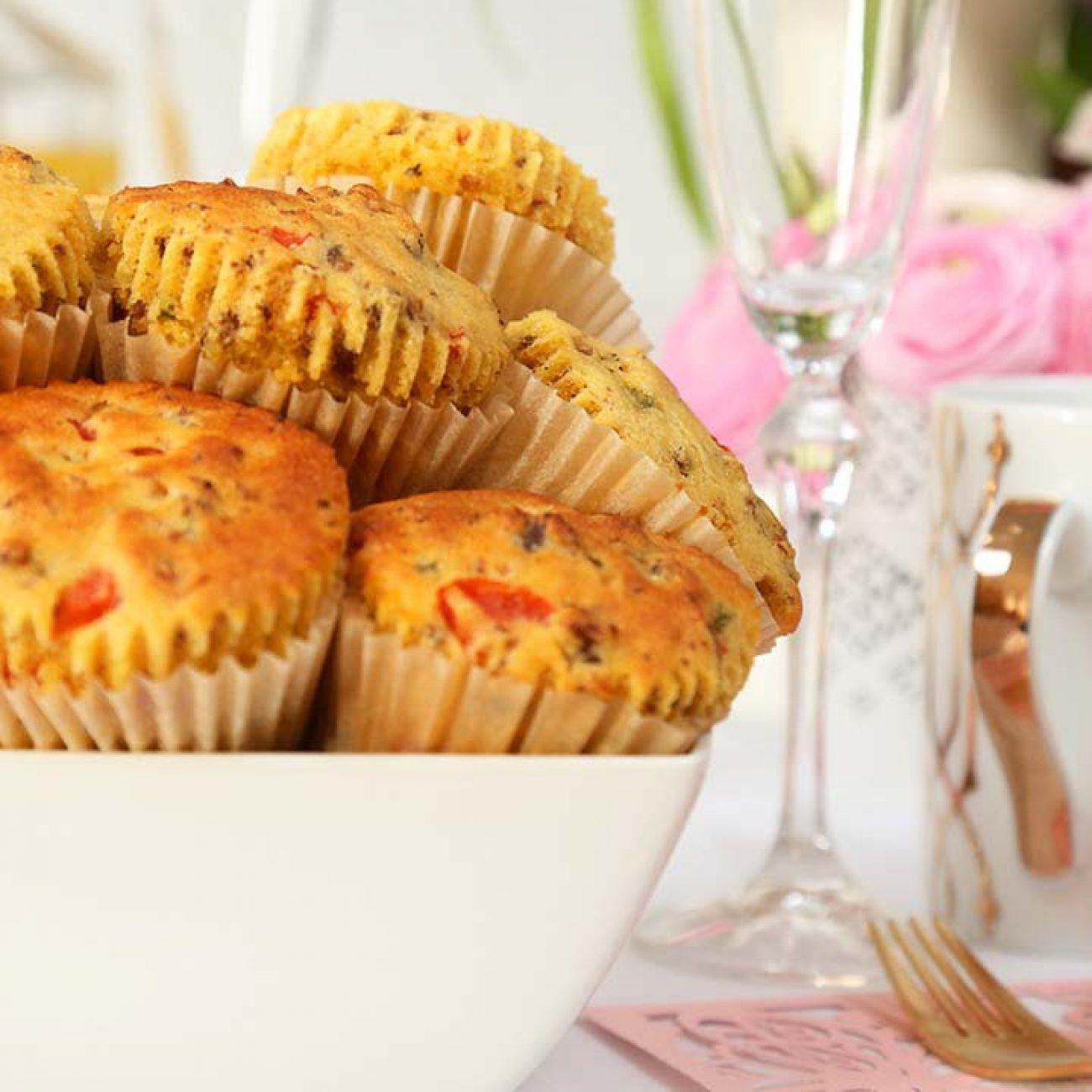 Cornbread Muffins | Brunch Month