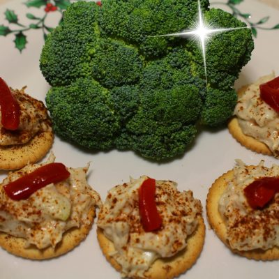 EASY TUNA AND CHICKEN APPETIZERS!!! (HORS D'OEUVRES)