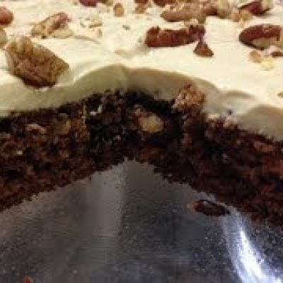 Gluten Free Carrot Cake Recipe – HASfit Healthy Carrot Cake Recipe – Healthy Dessert Recipes