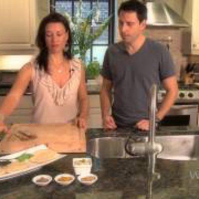 Gluten-free Appetizer Recipe: Spiced Flatbreads