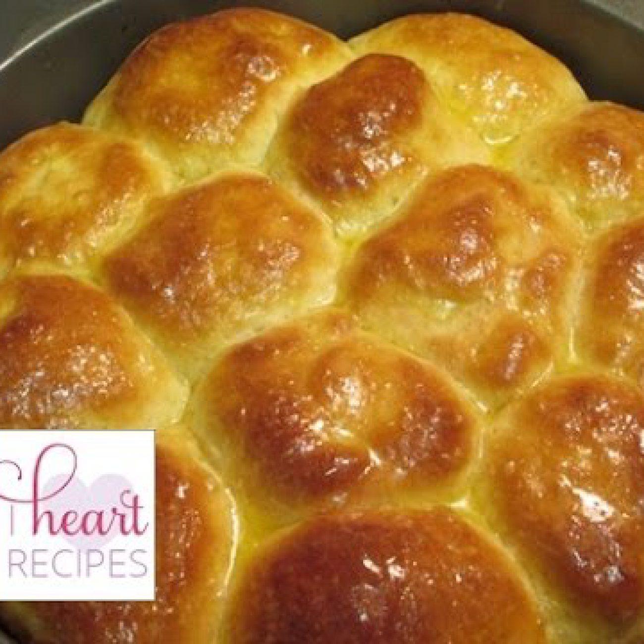 Homemade Yeast Dinner Rolls Recipe – How to Bake Homemade Rolls
