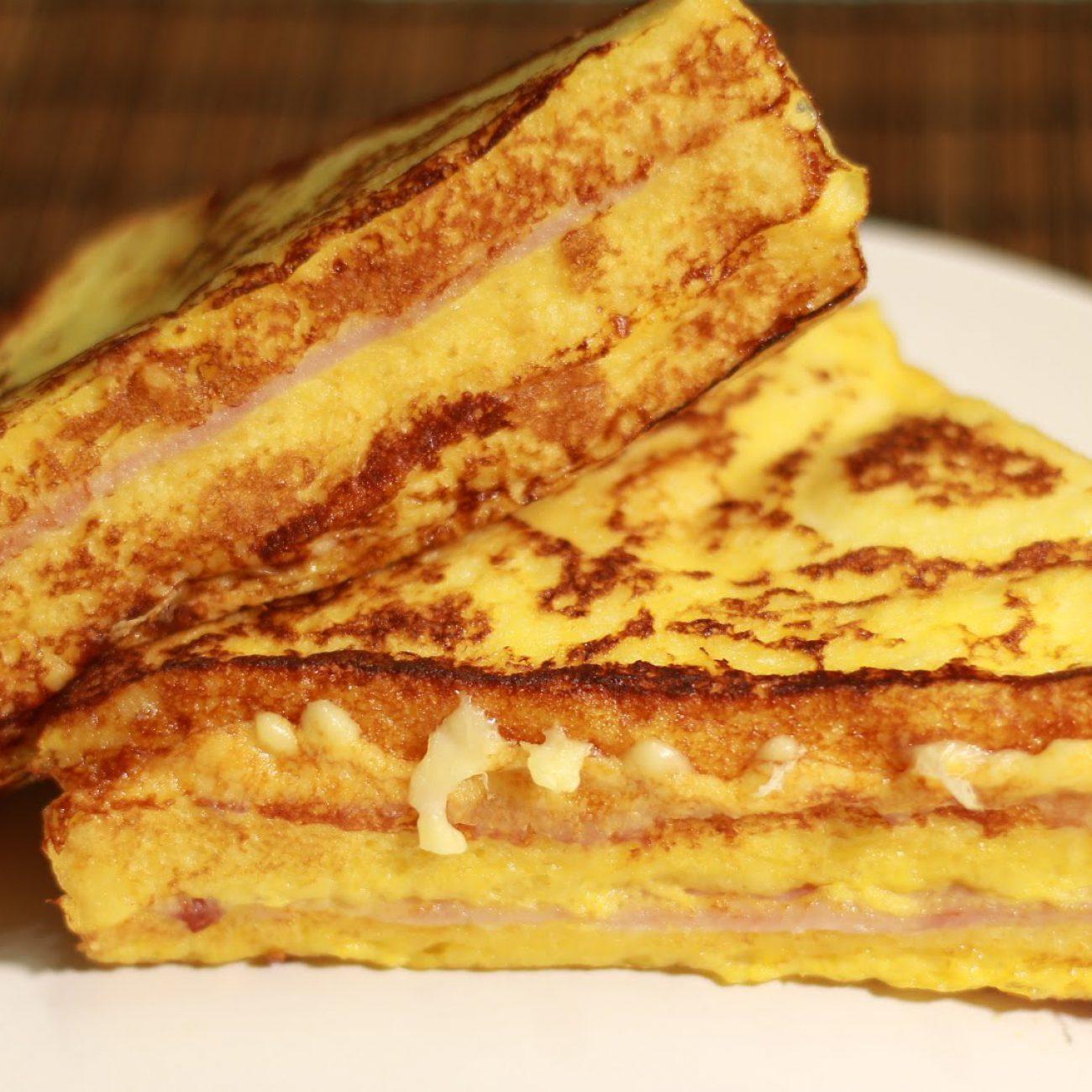 How to Cook Monte Cristo Sandwich Recipe