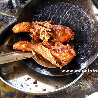 How to Make a Tasty and Spicy Chicken Thigh Fry (Restaurant Style)