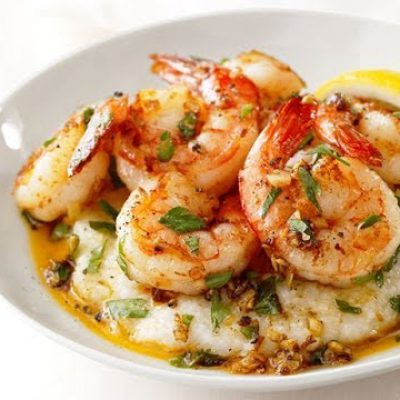 How To: Make Shrimp and Grits, Seafood Recipe