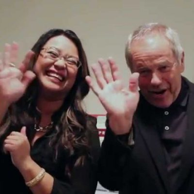 In The Kitch with Chef Wolfgang Puck | Momma Cuisine | In The Kitch