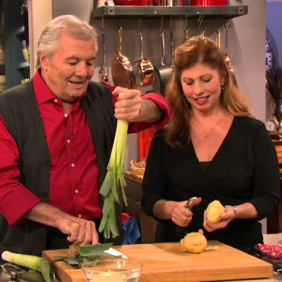 Jacques Pépin Heart & Soul: Cooking Clever