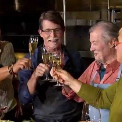 Jacques Pepin's 80th Birthday Celebration