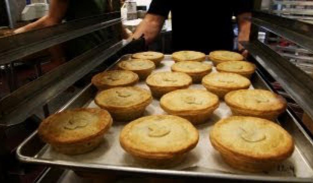 Next Week: Sweet and Savory Pies