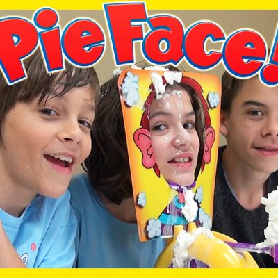 PIE FACE CHALLENGE!  |  KITTIESMAMA