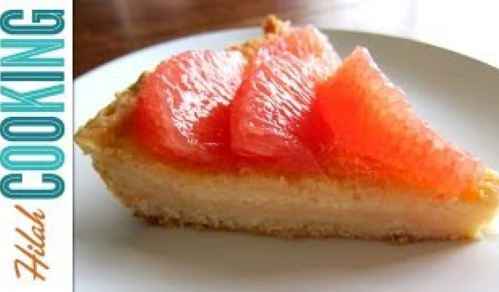 Pink Grapefruit Pie – Unique Dessert Recipe